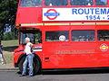 Routemaster 60 Finsbury Park July 12 2014 (15776312927).jpg