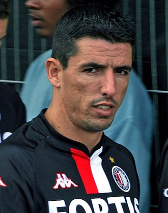 Roy Makaay - Makaay with Feyenoord in 2007