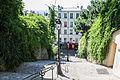 Rue du Calvaire, Paris August 2013.jpg