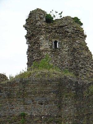 Montfort, Netherlands - Image: Ruine kasteel Montfort Limburg