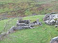 Ruined cottage at the top of the Nantlle valley - geograph.org.uk - 1046742.jpg