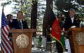 Rumsfeld and Karzai in 2006.jpg