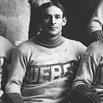 Rusty Crawford - Rusty Crawford with the Quebec Bulldogs