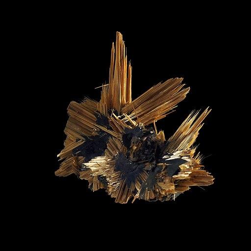 Rutile and hematite-MCG 90410-P4150796-black