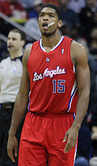 Gomes w barwach Los Angeles Clippers