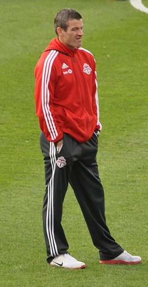 Ryan Nelsen - Nelsen in 2013