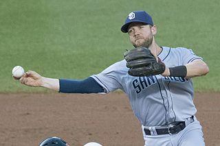 Ryan Schimpf American professional baseball infielder