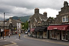 Rydal Rd, Ambleside, Cumbria - June 2009