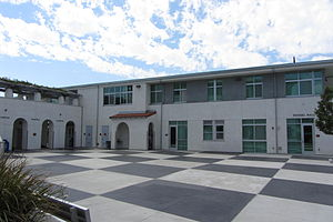 St. Augustine High School (San Diego) - New buildings completed in 2007