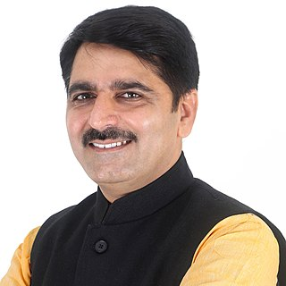 Shankar Chaudhary Indian politician from Gujarat state