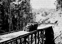 SECTION OF THE ORO BAY-DOBODURA ROAD