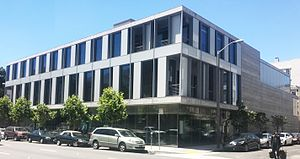 SFJAZZ Center - SFJAZZ, Franklin Street