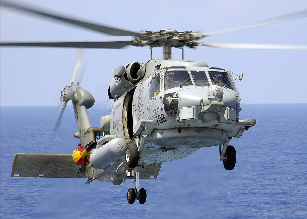 Sikorsky SH 60 Seahawk