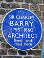 SIR CHARLES BARRY 1795-1860 ARCHITECT lived and died here.jpg