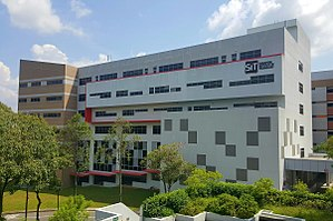 Singapore Institute of Technology - SIT NYP Building