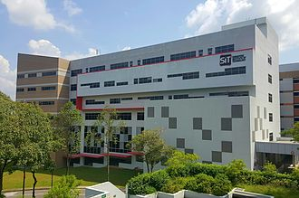 Singapore Institute of Technology - Image: SIT NYP Building
