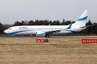 SP-ENW - B738 - Enter Air