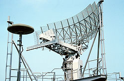 SPS-49 Air Search Radar antenna.jpg