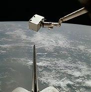 STS-4 Induced Environment Contaminant Monitor
