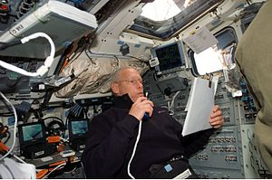 Patrick G. Forrester -  Forrester pictured during STS-117