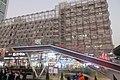SZ 深圳 ShenZhen 福田區 Futian 華強北路 Huaqiang North Road 振興路 ZhenXing Road WanShang Computer Town facade Jan 2017 IX1.jpg