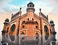 Safdarjung tomb by jaskirat singh.jpg
