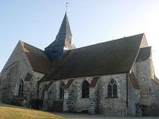 Saint-Martin-de-Bossenay Commune in Grand Est, France