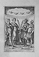 Saint Cecilia. Vita et matyrium S. et gloriosae...Rome, ca. 1590 MET MM91628.jpg