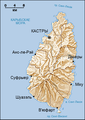 Saint Lucia geography map be.png