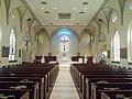 Saint Mary's Church interior - Alexandria, Virginia.JPG