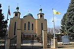 Saint Mary Ukrainian Orthodox Cathedral, 29131 Evergreen Road, Southfield, Michigan - panoramio.jpg