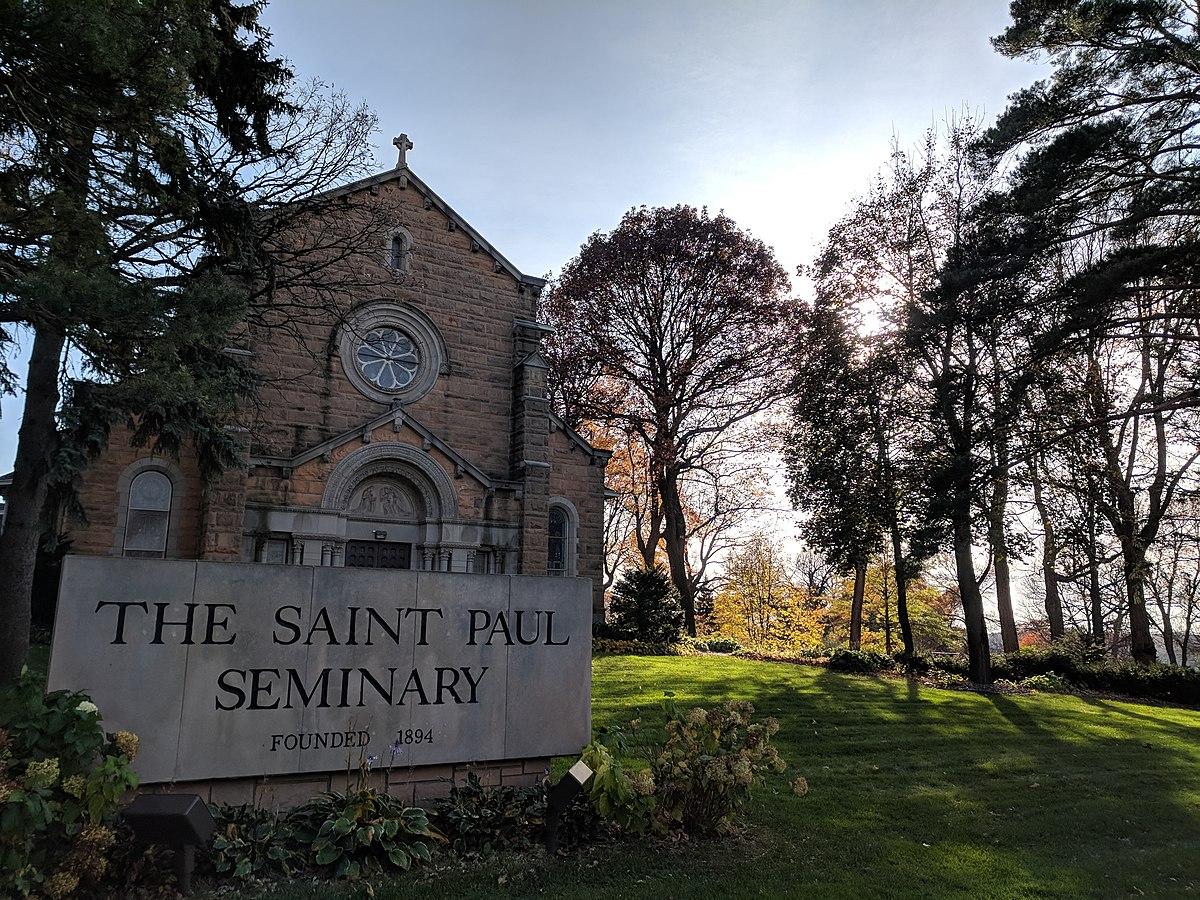 University Of St Mary >> Saint Paul Seminary School of Divinity - Wikipedia
