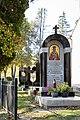 Saint Sava Monastery Cemetery Libertyville Nikolaj Velimirović-2368.jpg