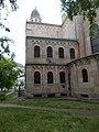 Saint Vincent de Paul church (1936). Romanesque revival. - Budapest.JPG