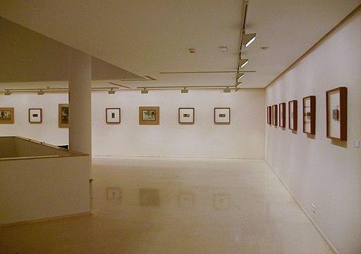 Sala Pinazo de l'Institut Valencià d'Art Modern