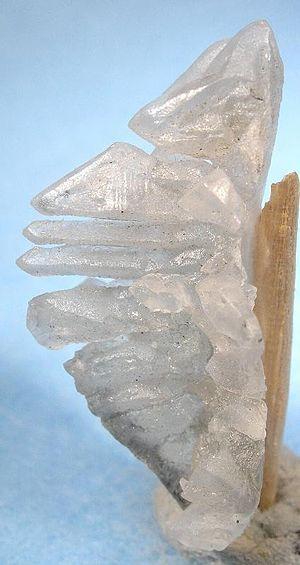 Sal ammoniac - Sal ammoniac from Tajikistan