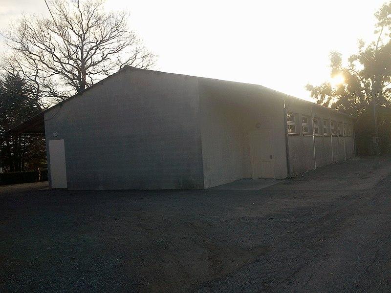 Salle des fête de Cabanac Séguenville