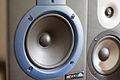 Samson Resolv65, Alesis M1A Monitor Speakers (2014-05-18 by David Hilowitz).jpg