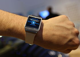 Image illustrative de l'article Samsung Galaxy Gear