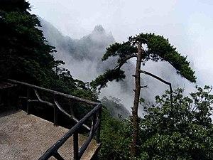 Mount Sanqing - Image: San Qing Shan 5