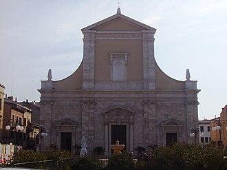 Roman Catholic Diocese of San Benedetto del Tronto-Ripatransone-Montalto - Cathedral of San Benedetto del Tronto