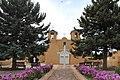 San Francisco de Assisi Mission Church - Ranchos de Taos, New Mexico USA - panoramio (7).jpg