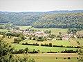 Sancey-le-Long, vu de sous le château de Belvoir.jpg
