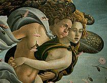 Sandro Botticelli - La Nascita di Venere (dettaglio) - WGA2772.jpg