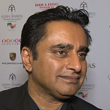 Sanjeev Bhaskar Asian Awards 2015.jpg