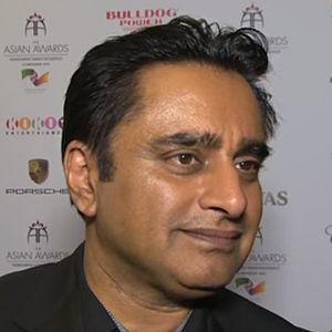 Sanjeev Bhaskar - Bhaskar in 2015