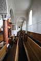 Sankt Matthaeus Kirke Copenhagen side aisle.jpg