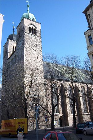 Roman Catholic Diocese of Magdeburg - Cathedral of St. Sebastian, Magdeburg