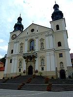 Sanktuarium pasyjno-maryjne w Kalwarii Zebrzydowskiej1.JPG