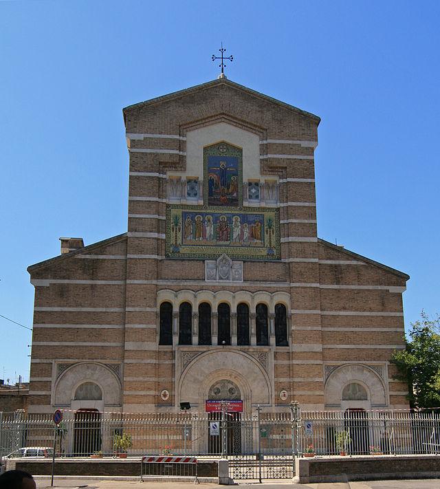 Église Santa Maria Liberatrice